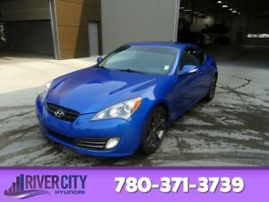 2010 Hyundai Genesis Coupe 3.8 Leather,  Heated Seats,  Sunroof,