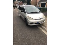 Toyota Previa Very good condition 53 reg Automatic, good runner, MOT INCLUDED, 2.4L ***Quick Sale***