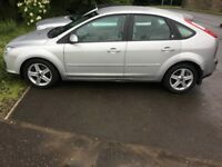 Ford Focus 2.0 TDCi Ghia 5dr (LONG MOT AND FULL SERVICE HISTORY)
