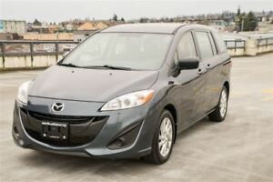 2012 Mazda MAZDA5 GS 7 Passenger LANGLEY LOCATION