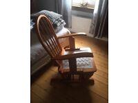 Rocking/nursing chair for sale