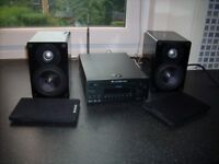 Cambridge Audio One System with Sirocco Ultima SL20 Speakers