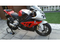 BMW S1000RR ABS- GREAT SPEC! - Low miles