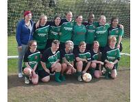 Ladies! Fancy playing football?
