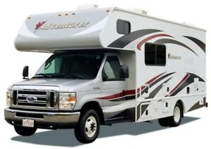 Looking to rent a small motorhome like the photo