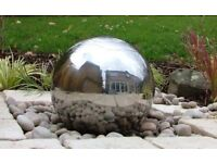 Water feature- Silver Ball & set up