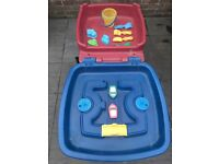 Little tikes sand and water activity table