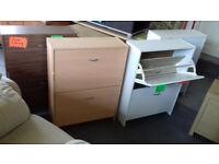 Shoe Storage Cuboard / Unit Cabinate. . . . £19 each. . . .