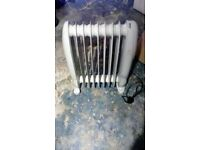 Blyss Electric 2000W White Oil Filled Radiator