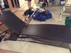 Outdoor Lounger! Used only twice!