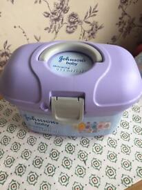 Johnsons Baby Bath Essentials
