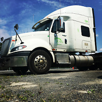 Looking for a Tractor Trailer Driver