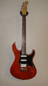 mint condition Yamaha Pacifica PAC612V