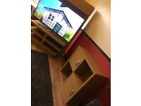 Living room furniture, tv unit and cabinets