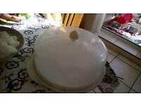 Cake Tin, plastic