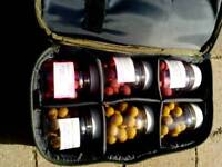 Flavoured boilies