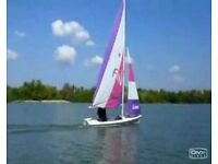 LASER 2 FUN FOR SALE Fast, nimble and fun to sail. Includes Combi trailer