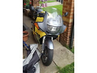 BMW K1200RS For Sale px available, mot till april 30th 2018 full locking paniers and a bm tank bag.