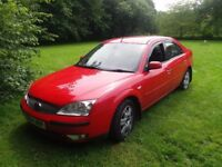 ford mondeo ghia 2.0tdci 54plate mot used daily