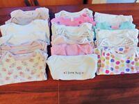 girl's clothes - 6-9 months - bundle