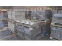 I have around 600 140mm concrete blocks for sale collection only