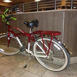 Tim Horton's Schwinn 40th Anniversary Bicycle Collector's Item