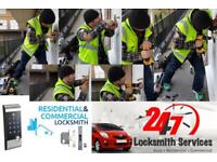 Locksmiths Emergency 24/7