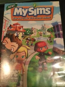 My sims PC game
