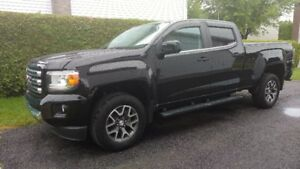 2016 GMC Canyon SLE- Noir