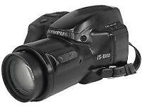 Olympus 35mm iS1000 slr pic bridge film camera