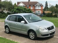 2006 Volkswagen polo 1.2 petrol manual 11 months mot new clutch and service