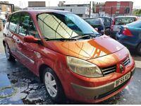 Renault scenic 1.9 diesel 100k 12 mot Icars L7 0LD