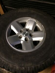 "17"" stock rims from 2003 ram 1500"