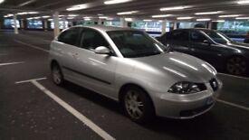 Seat Ibiza 1.9 TDI 2003 diesel, 1yr MOT; new timing belt. I sell it or change it.