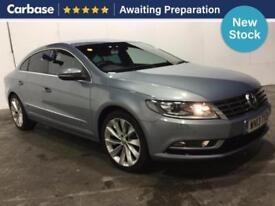 2013 VOLKSWAGEN CC 2.0 TDI BlueMotion Tech GT 4dr Coupe