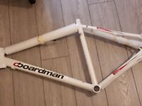 Chris Boardman frame and parts