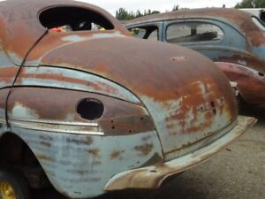 1941 To 1948 Ford / Mercury Trunk Lid C/W Handle $350,00