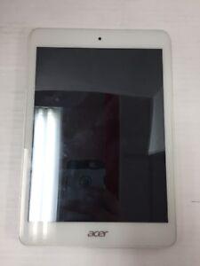 tablette intelligente acer modèle A1311 16gb