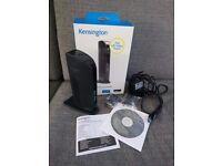 Kensington laptop docking station SD3500V (Dual HD display)