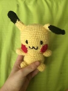 Handmade pokemon plushies for sale