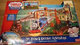 Thomas the tank railway set