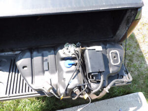 FUEL TANK PUMP AND EVERYTHING, LOW MILEAGE LIKE NEW