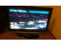 "Samsung 32"" tv hd ready with remote"