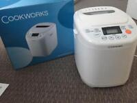 Cookworks White Breadmaker