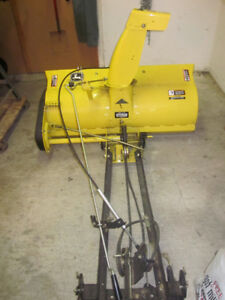 Wanted   Snowblower for John Deere GT 235 tractor