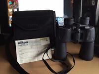 Nikon Action 12x50 5.5 Fieldmaster Binoculars - mint condition
