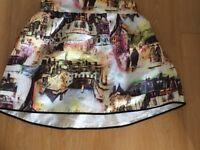 Alexander McQueen Vintage Mini Skirt Size (M)