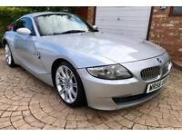 BMW Z4 (E86) 3.0si Sport. FSH. Only 59k miles. Manual. Fantastic condition. £10,750