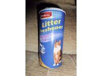 NEW Bob Martin Meadow Fresh Litter Freshener, 500g, Histon