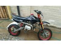 Pit bike 90cc